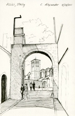 Assisi Arch I