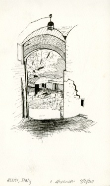 Assisi Arch II