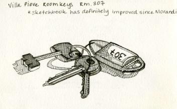 Pieve Keys